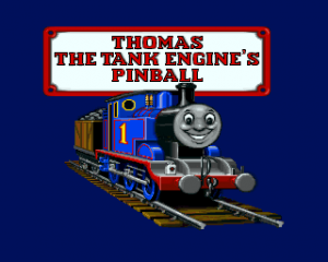 Thomas the Tank Engine and Friends Pinball
