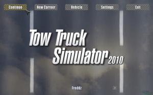 Tow Truck Simulator 2010