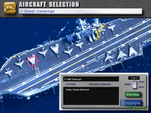U.S. Navy Fighters