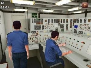 Maritime Warfare School: Weapons Engineering Round Immersive Learning Simulation