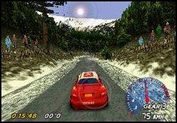 V-Rally Edition 99