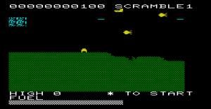 VIC Scramble