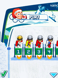 Vancouver 2010: Official Mobile Game of the Olympic Winter Games