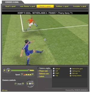Virtual replay