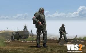 Virtual Battlespace 2