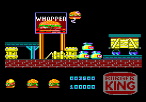 Whopper Chase