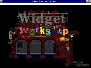Widget Workshop: The Mad Scientist's Laboratory