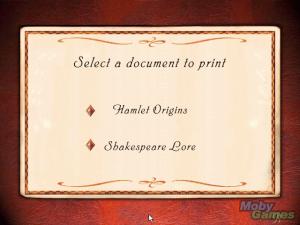 William Shakespeare\'s Hamlet: A Murder Mystery