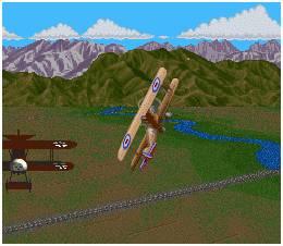 Wings 2: Aces High / Blazing Skies