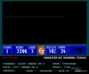 Wolfenstein 1-D