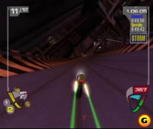 XG3: Extreme G Racing