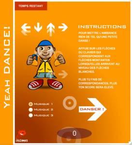 Yeah Dance! (Version garçon)