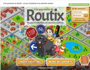 A la poursuite de Routix