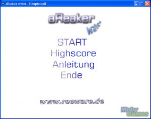 aReaker Water