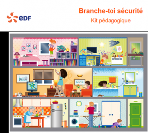 EDF Branche-toi sécurité