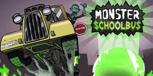 Monster School Bus