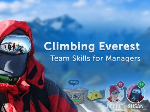 CLIMBING EVEREST Team skills for managers