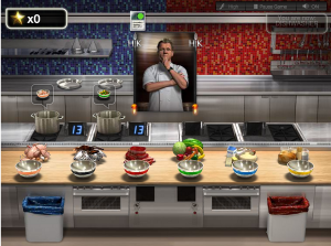 Hell's Kitchen Game