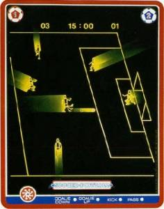Heads Up Action Soccer