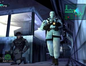 Metal Gear Solid (MGS)