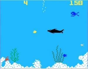 Shark! Shark! / Les Requins !