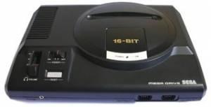 Sega Genesis  (Megadrive)